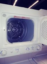 Frigidaire 27 Inch Electric Laundry Center