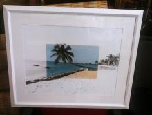 Beautiful Beach Scene Prints