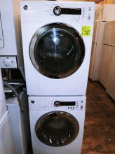 GE Stackable Washer & Dryer